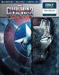 Civil War BB Exclusive Steelbook