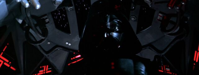 File:Darth Vader piloting his TIE Fighter.jpg