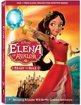 Elena of Avalor - Ready to Rule DVD