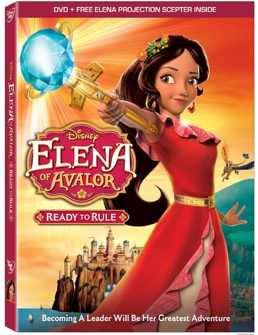 File:Elena of Avalor - Ready to Rule DVD.jpg