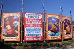 Storybook Circus posters