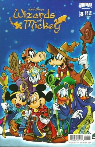 File:Wizards of Mickey issue 8B.jpg