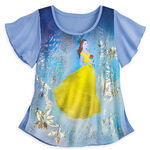 Belle Fashion Tee - Beauty and the Beast - Live Action Film