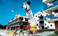 Disney's All-Star Movies Resort 1