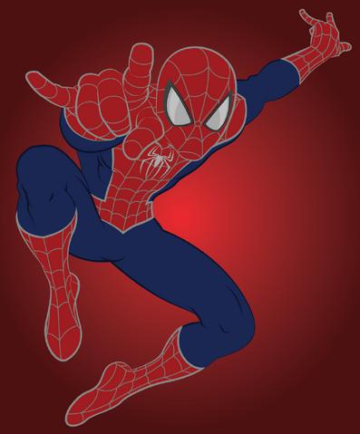 File:Spider-Man Artwork.png