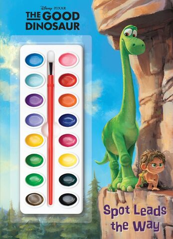 File:The Good Dinosaur Spot Leads the Way.jpg