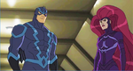 Black Bolt n Medusa AUR 9