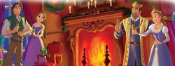 DisneyPrincess Tangled GhostofChristmasPast