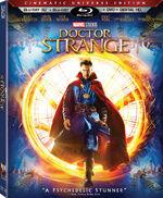 Doctor Strange BD3D