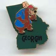 Georgia Pin