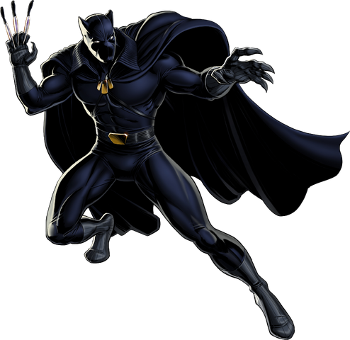 File:Black Panther Portrait Art.png