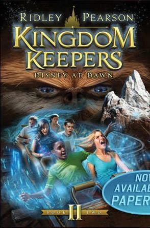 File:Kingdom Keepers II Disney At Dawn Alternate Cover.jpg