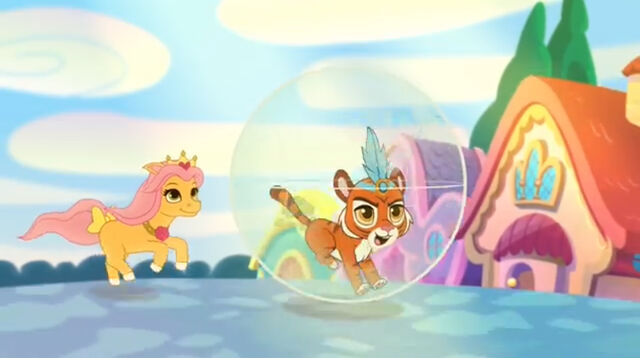 File:Sultan running in the giant wheel ball.jpg