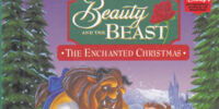 Beauty and the Beast: The Enchanted Christmas (Disney's Wonderful World of Reading)