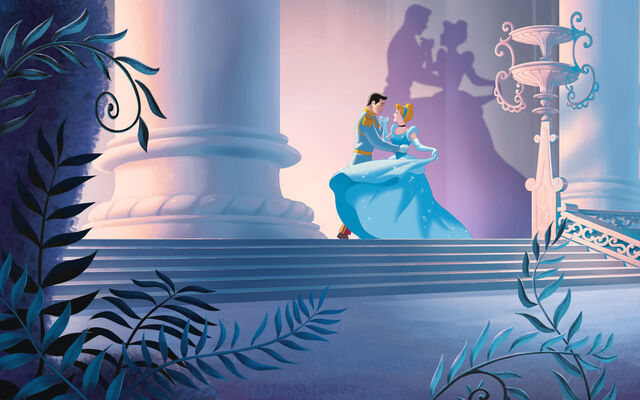 File:Disney Princess Cinderella's Story Illustraition 11.jpg
