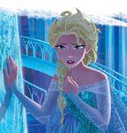 Elsa-ice-palace