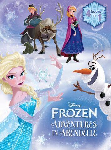 File:Frozen Adventures in Arendelle Book.jpg