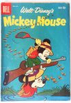 Mickey mouse comic 63