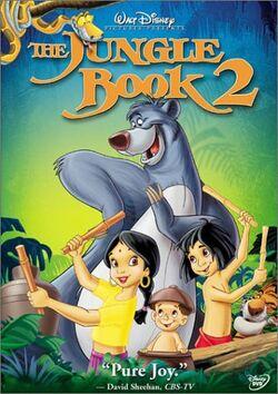 The Jungle Book 2003 DVD