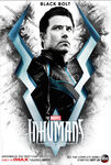Inhumans Character Posters 01