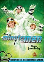 Minutemen DVD
