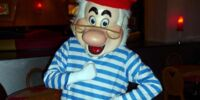Mr. Smee Costumes Through the Years