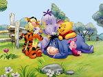 Pooh, Lumpy and Friends