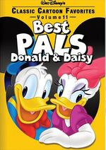 Best Pals Donald and Daisy