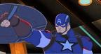 Captain America AUR 47