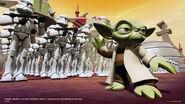 Disney INFINITY TOTR PlaySet Yoda