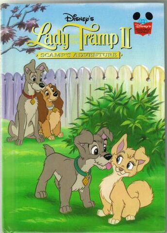 File:Lady and the tramp ii scamps adventure disney wonderful world of reading.jpg