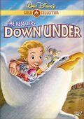 RescuersDownUnder GoldCollection DVD