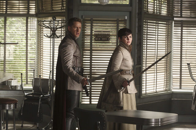 File:Once Upon a Time - 5x04 - The Broken Kingdom - Behind the Scenes - Snowing.jpg