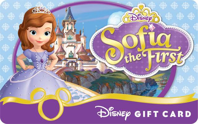 File:Sofia the First Disney Gift Card.jpg