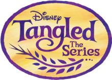 Tangled The Series logo