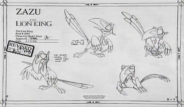 File:Lion king concept art character zazu 15.jpg