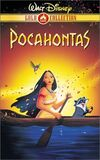 Pocahontas GoldCollection VHS
