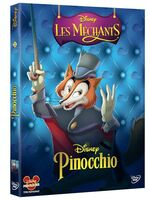 Disney Mechants DVD 1 - Pinocchio