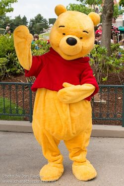Pooh Character Central