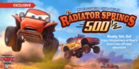 The Radiator Springs 500½/Gallery