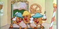 The Rum Cookies