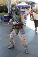 Boba fett Disneyland