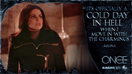 Once Upon a Time - 5x13 - Labor of Love - Regina Mills - Quote