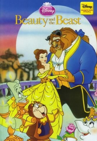 File:Beauty and the beast disney wonderful world of reading hachette partworks.jpg