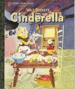 Cinderella little golden book classic