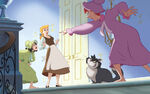 Disney Princess Cinderella's Story Illustraition 2