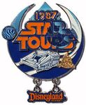 Disneyland Magical Milestones - 1987 - Star Tours Opens