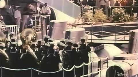 Gala Day at Disneyland - A News Special 1959