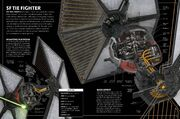 SF TIE Fighter Cutaway