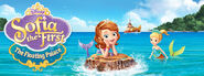 Sofia the First The Floating Palace Promational Art